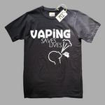 T-Shirt (Vaping Saves Lives)