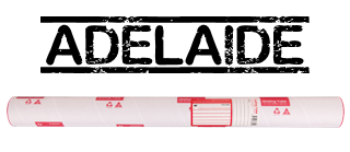 ADELAIDE Shipping (Up to 15 rolls) - WRAPPING PAPER ONLY - via Australia Post - Vegan Pantry Brisbane