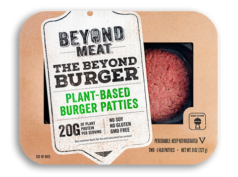Beyond Meat Beyond Burger 226g - Vegan Pantry Brisbane