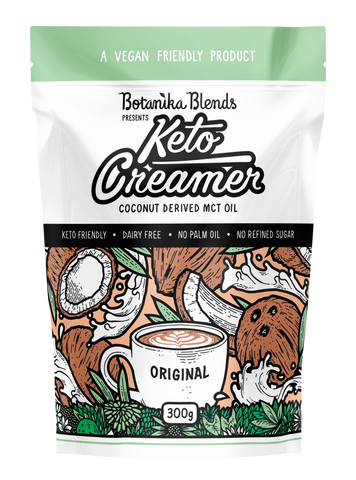 Botanika Blends Keto Creamer GF 300g - Vegan Pantry Brisbane