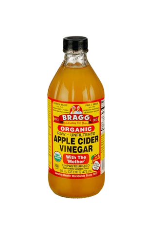 Bragg Apple Cider Vinegar 473ml - Vegan Pantry Brisbane