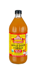 Bragg Apple Cider Vinegar 946ml - Vegan Pantry Brisbane
