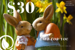 Easter Gift Card $30 - Vegan Pantry Brisbane