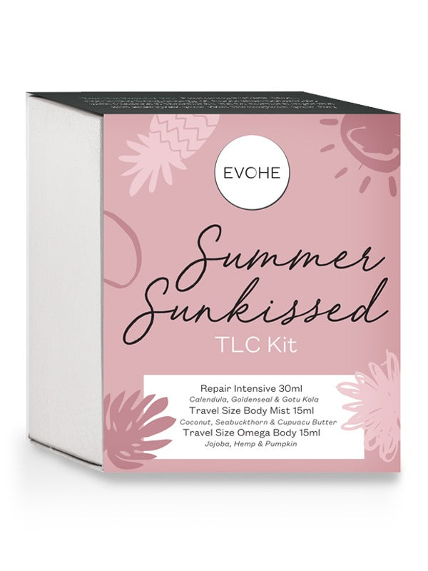 Evohe Summer Sunkissed TLC Kit - Vegan Pantry Brisbane