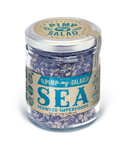 Extraordinary Foods Pimp My Salad Sea Seaweed Superfoods GF 110g - Vegan Pantry Brisbane