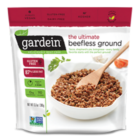 Gardein Beefless Ground 390g - Vegan Pantry Brisbane