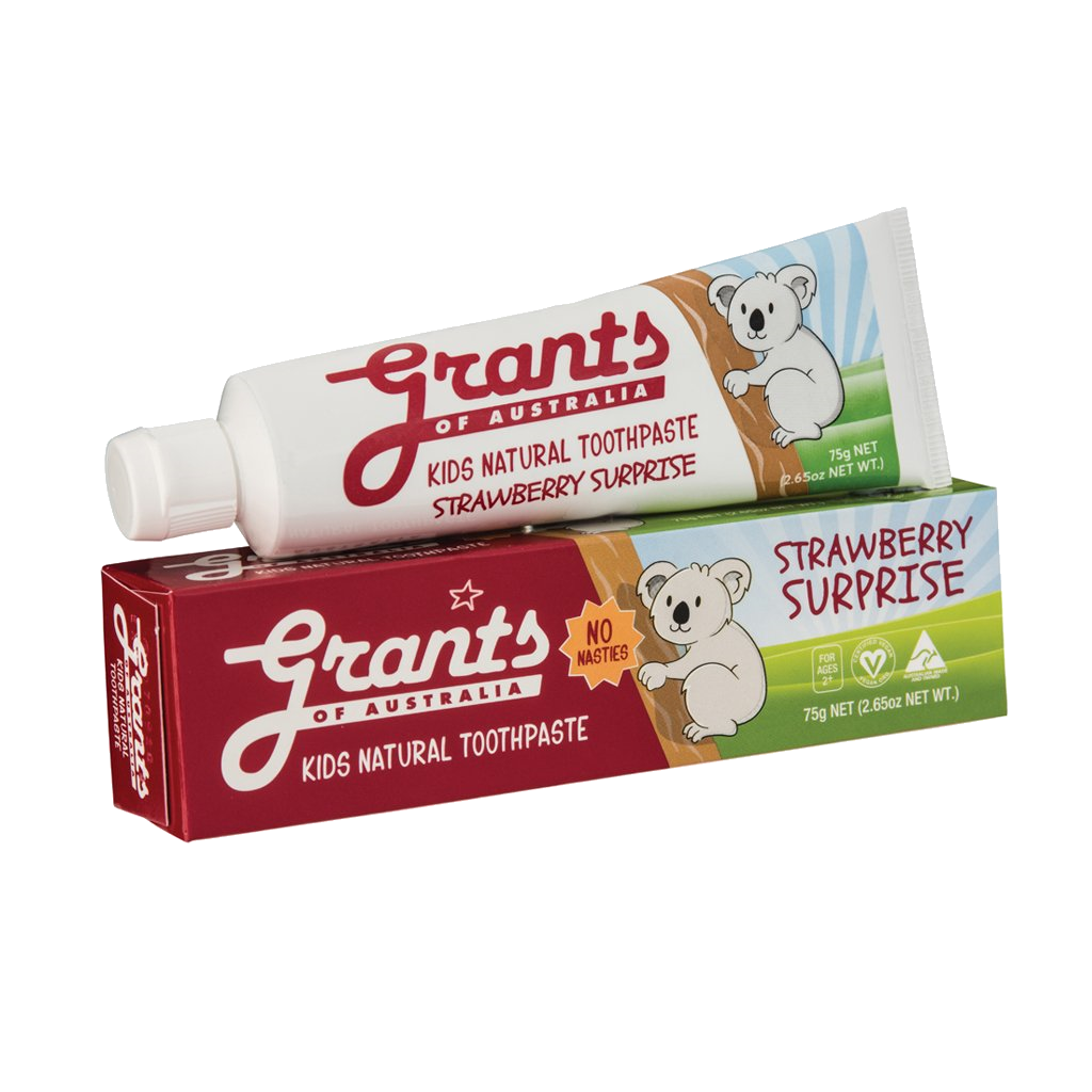 Grants Strawberry Surprise for Kids 75g - Vegan Pantry Brisbane