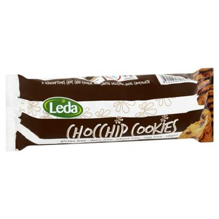 Leda Choc Chip Cookies GF 155g - Vegan Pantry Brisbane