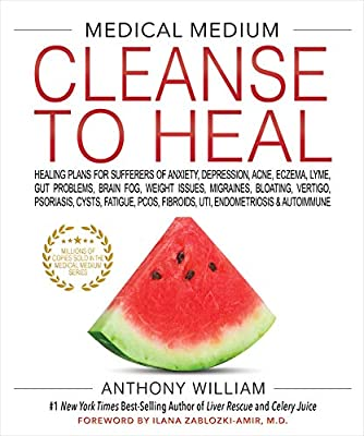 Medical Medium - Cleanse to Heal by Anthony William - Vegan Pantry Brisbane