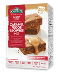 Orgran Caramel Fudge Brownie Mix GF 400g - Vegan Pantry Brisbane