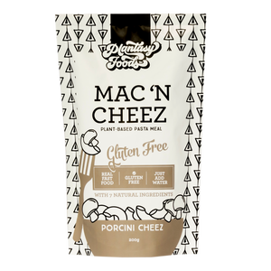 Plantasy Foods Mac N Cheez Porcini Cheez GF 200g - Vegan Pantry Brisbane