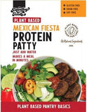 Plantasy Foods Protein Patty Mix Mexican Fiesta GF 200g - Vegan Pantry Brisbane