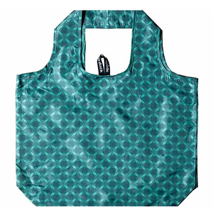 Apple Green Duck Reusable Shopping Bag - Yetty Mixed Design (50cmx40cm) - Vegan Pantry Brisbane