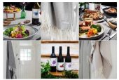 Mothers Day Giveaway - Win Wine and An Elkie and Ark Blanket