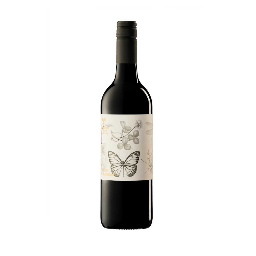 The Agonist Organic Wine Shiraz Cabernet