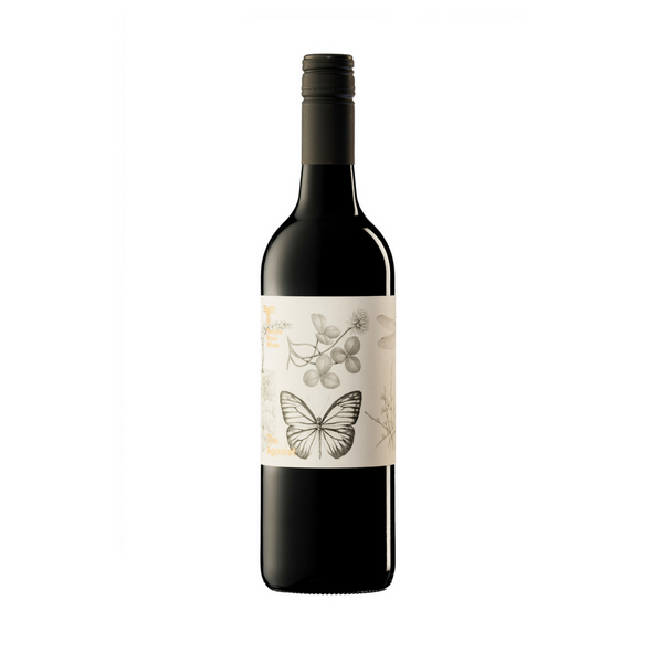 2017 The Agonist Shiraz Cabernet Sauvignon - Low Preservative