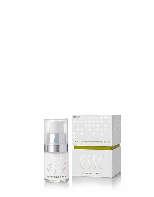 ESSE Plus - Eye Contour Cream Naturkosmeitk