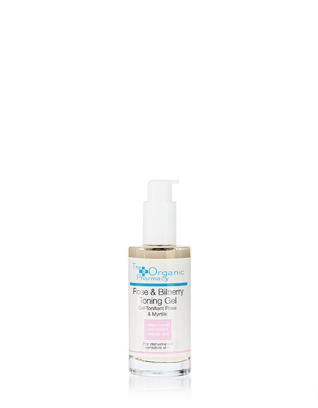 The Organic Pharmacy - Rose & Bilberry Toning Gel - Naturkosmetik