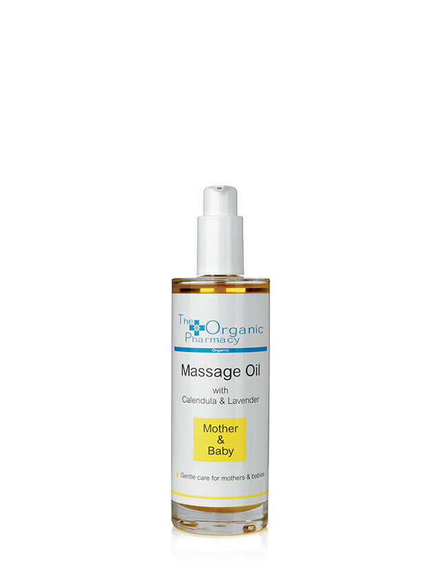 The Organic Pharmacy - Mother & Baby Massage Oil