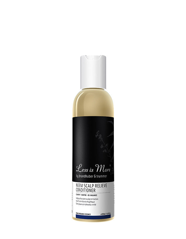 Less is More - Neem Scalp Relieve Conditioner - Naturkosmetik