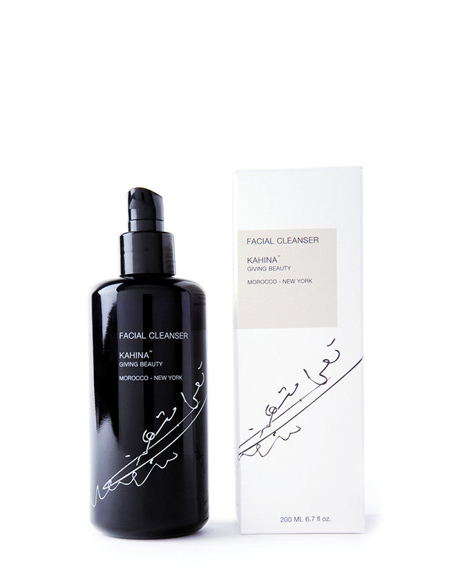 Kahina Giving Beauty - Facial Cleanser - Naturkosmetik