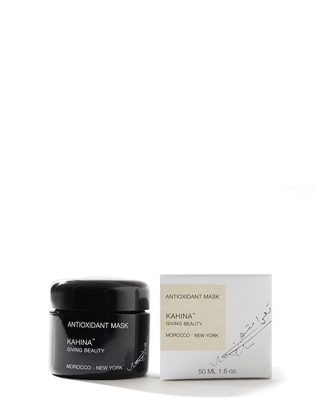 Kahina Giving Beauty - Antioxidant Mask - Naturkosmetik
