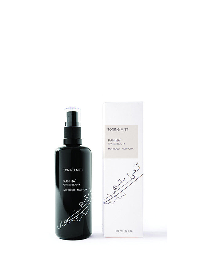 Kahina Giving Beauty - Toning Mist - Naturkosmetik