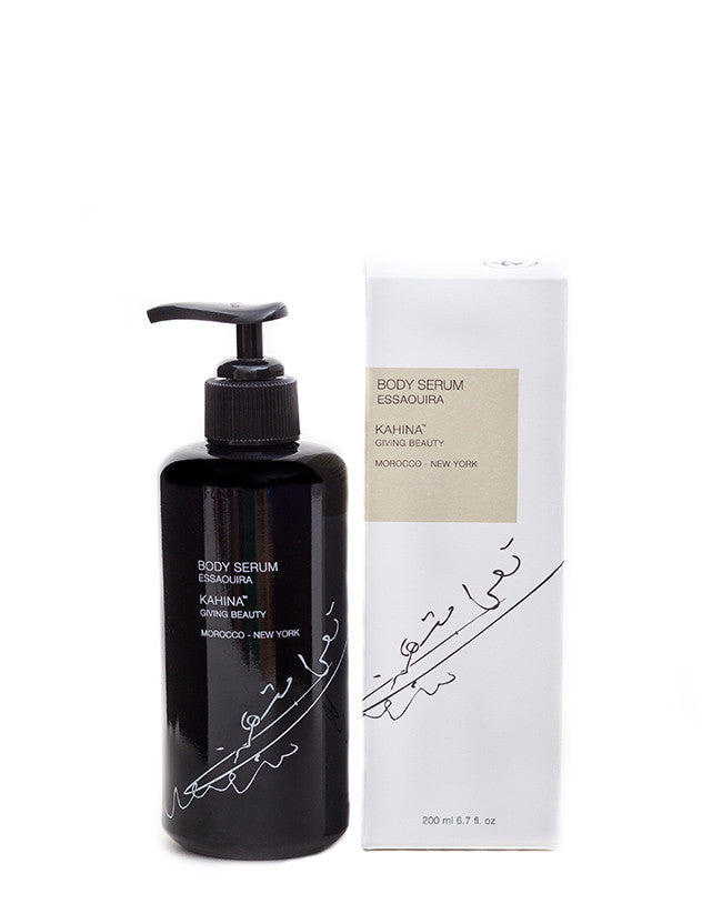 Kahina Giving Beauty - ESSAQUIRA Body Serum