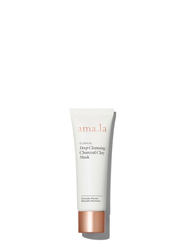 Amala Clinical - Deep Cleansing Charcoal Clay Mask - Naturkosmetik