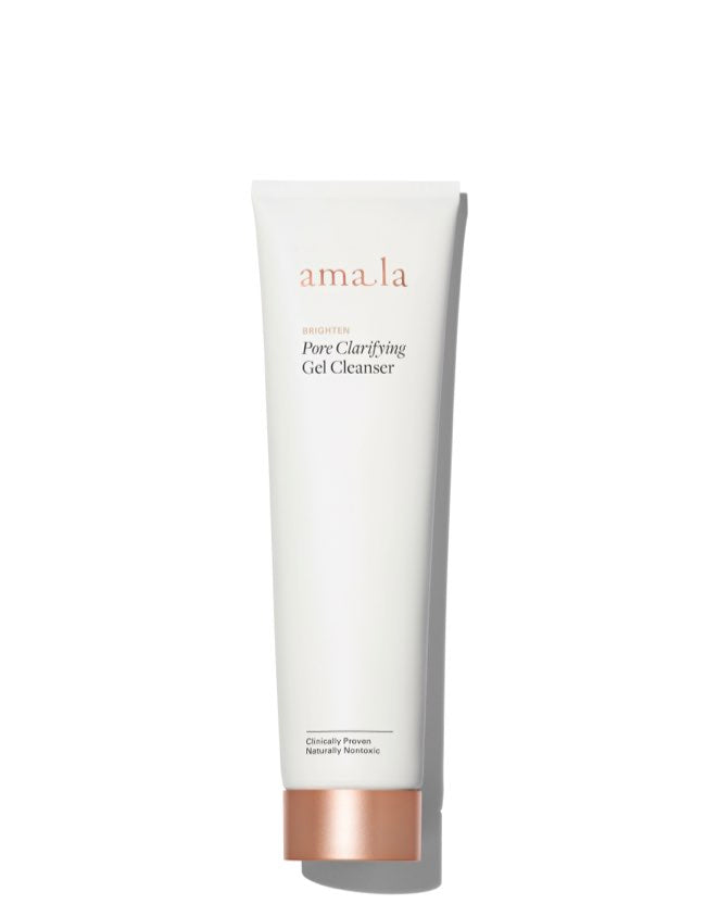 Amala Brighten - Pore Purifying Gel Cleanser - Naturkosmetik