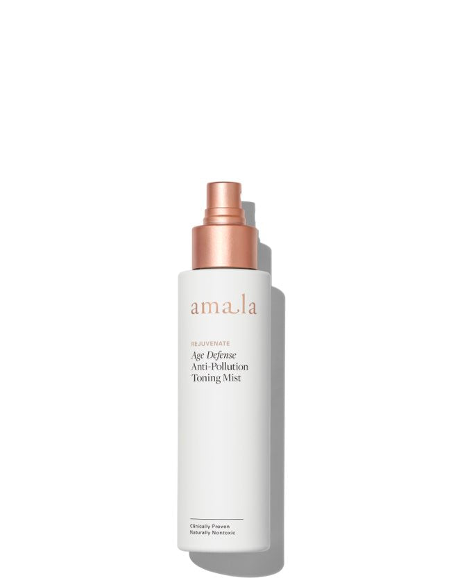 Amala Rejuvenate - Age Defense Anti Pollution Mist - Naturkosmetik