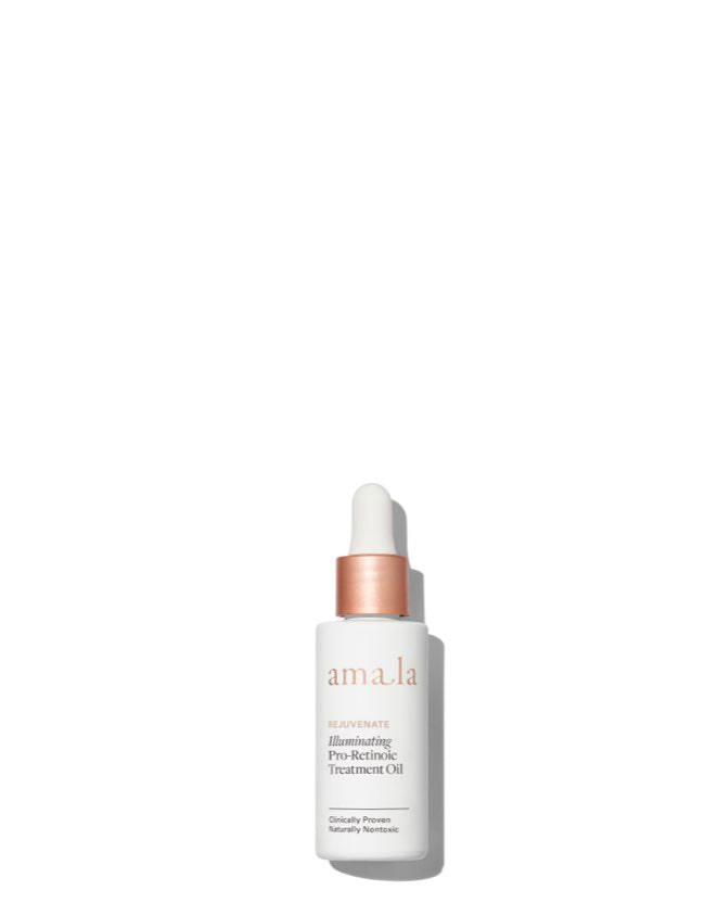 Amala Rejuvenate - Illuminating Pro-Retinoic Treatment Oil - Naturkosmetik
