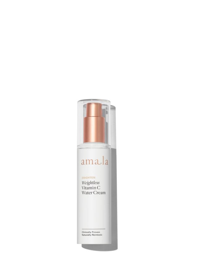 Amala Brighten - Weightless Vitamin C Water Cream - Naturkosmetik
