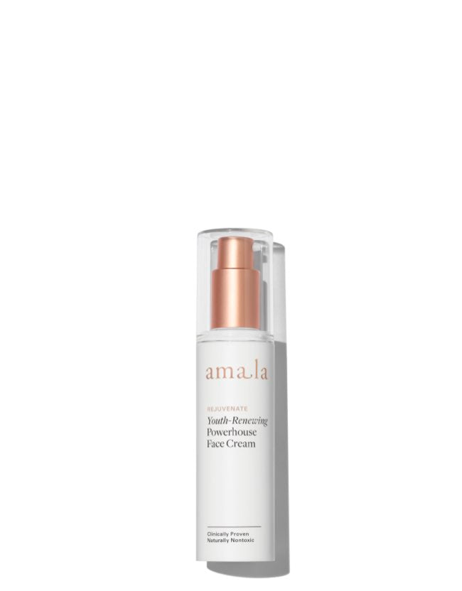 Amala Rejuvenate - Youth-Renewing Powerhouse Face Cream - Naturkosmetik