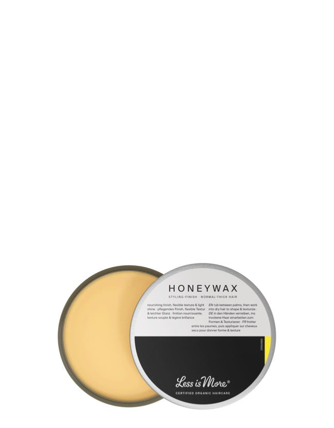 Less is More - Honeywax - Naturkosmetik