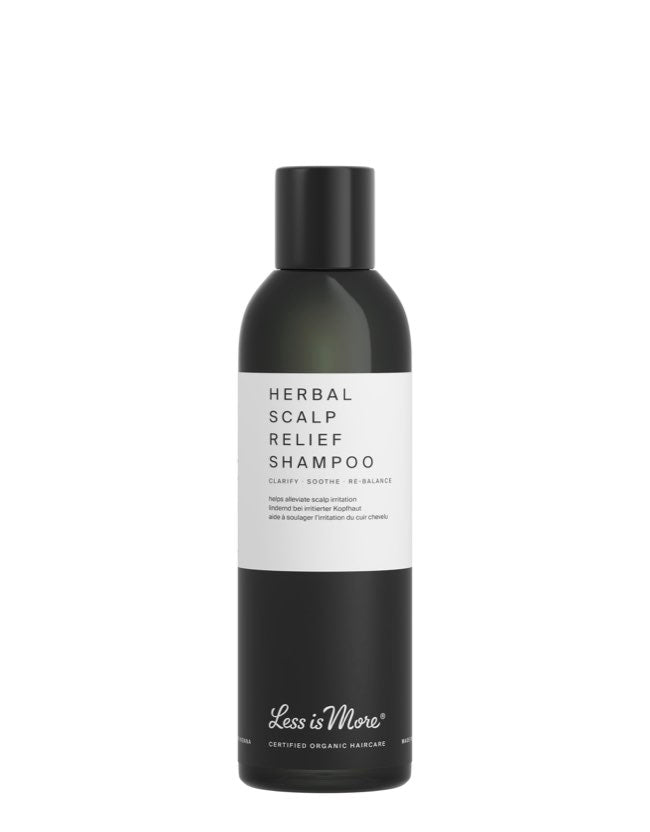 Less is More - Herbal Scalp Relieve Shampoo - Naturkosmetik