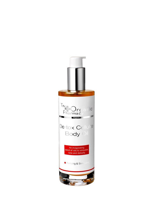The Organic Pharmacy - Detox Cellulite Body Oil