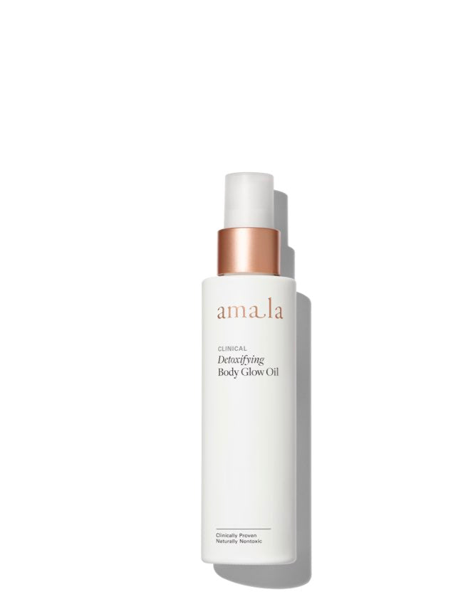 Amala Clinical - Detoxifying Body Glow Oil