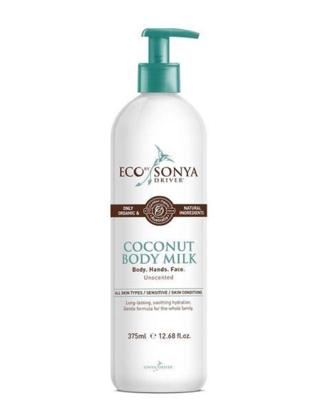 Eco by Sonya - Coconut Body Milk - Nauturkosmetik