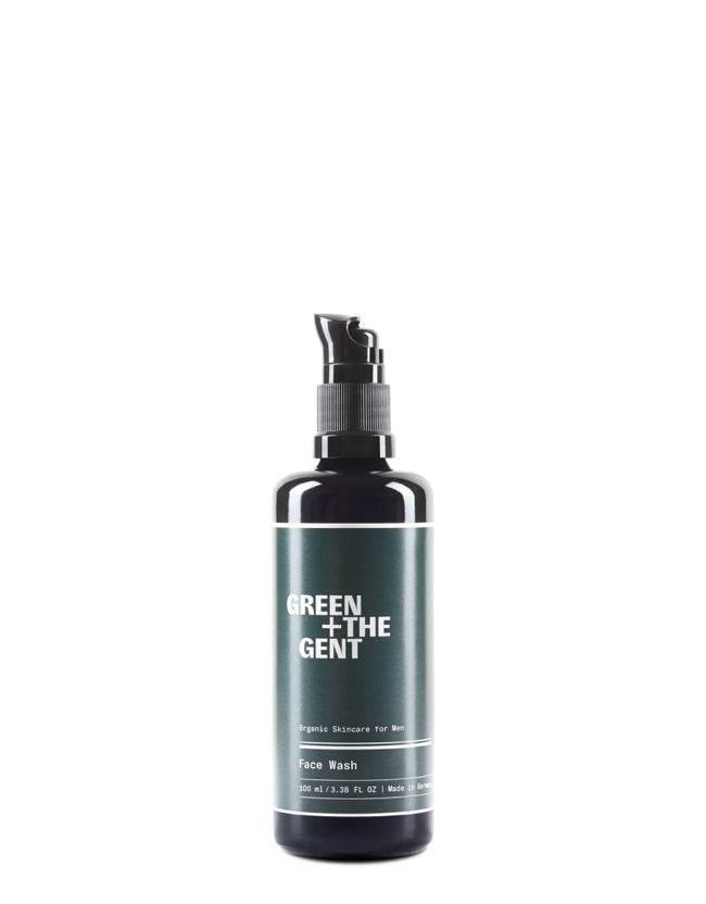 GREEN + THE GENT - Face Wash