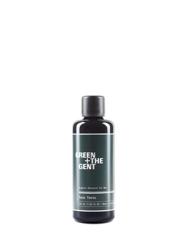 GREEN + THE GENT - Face Tonic