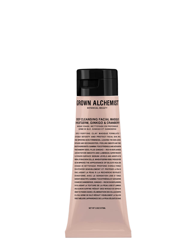 Grown Alchemist - Deep Cleansing Facial Masque