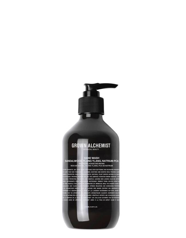Grown Alchemist - Hand Wash Sandalwood Naturkosmetik