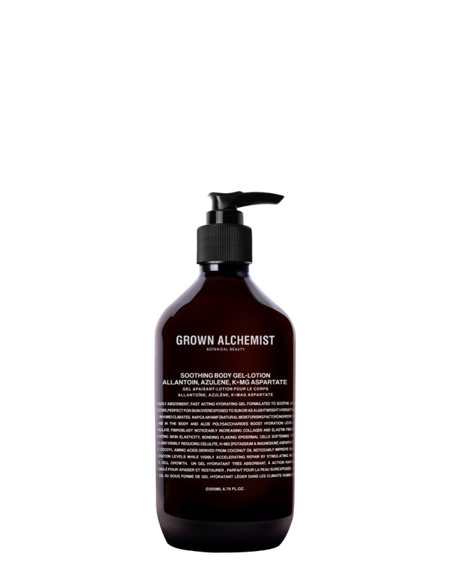 Grown Alchemist - Soothing Body Gel Lotion Naturkosmetik