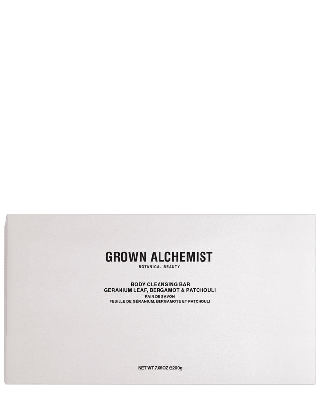 Grown Alchemist - Body Cleansing Soap Bar Naturkosmetik