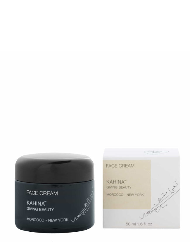 Kahina Giving Beauty - Face Cream - Naturkosmetik