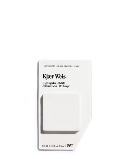 Kjaer Weis - Refill Highlighter Ravishing - Naturkosmetik