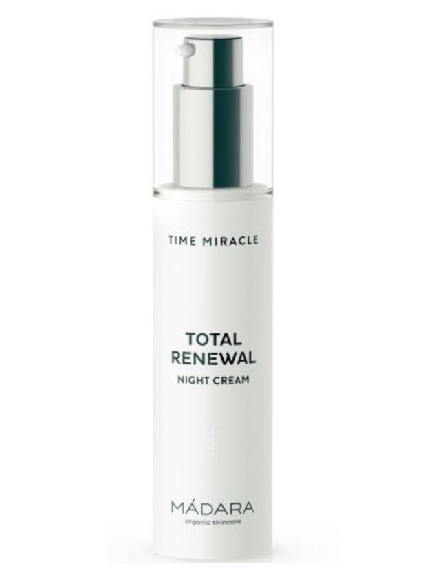 Mádara - TIME MIRACLE Total Renewal Nachtcreme