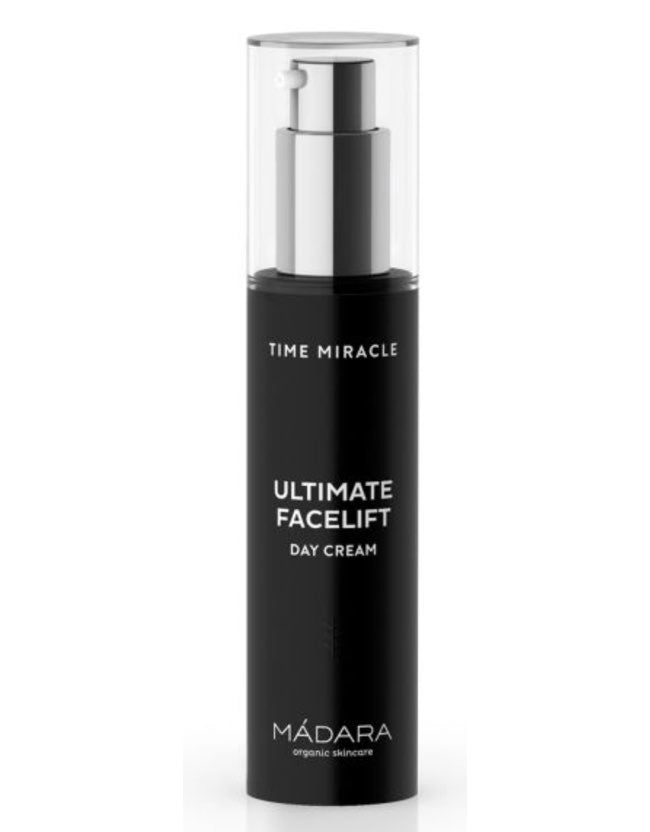 Mádara - TIME MIRACLE Ultimate Facelift Tagescreme - Naturkosmetik