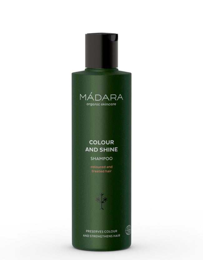 Mádara - Colour and Shine Shampoo - Organic Haarpflege